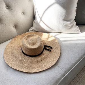 Vintage Sun Hat, Small